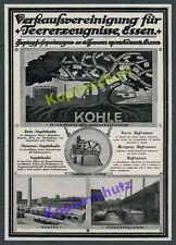 Asociación de ventas para comer teererzeugnisse-Ruhr química montan hulla 1916