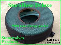 'StoraHose Deluxe' Caravan water hose holder, Bag, Storage, Rear Storage Pocket