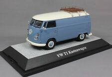 Premium ClassiXXs Volkswagen VW T1 Transporter in Blue 13800 1/43 NEW Ltd Ed 500