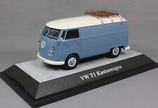 Premium ClassiXXs Volkswagen VW T1 Transporter in Blue 13800 1/43 NEW Ltd Ed 500