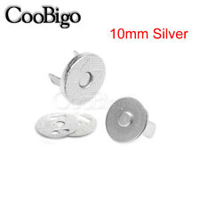 10/14/18mm Strong Magnetic snap fasteners Clasp Button For Handbag purse wallet