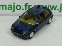 SOL4N Voiture 1/43 solido (Made in France) RENAULT : clio 16s