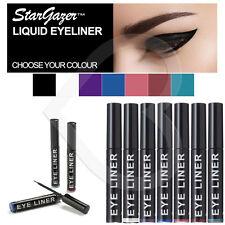 Stargazer Liquid Eyeliner Red Pink Black Eyeliner Makeup Fine Tip Eye Liner