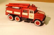 RK Modelle ZIL 131 Militär Feuerwehr Geräte-Löschwagen NVA, DDR,CSSR, UdSSR,1:87