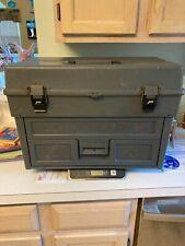 Vintage Plano Phantom Pro 4 Drawer Tackle Box