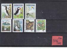 Lotje vogels Foroyar  MNH    B.9