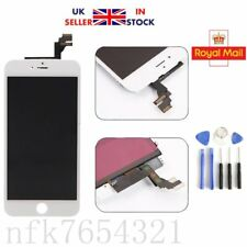 White For iPhone 6 Plus Replacement LCD Screen And Digitizer - Fast Delivery UK