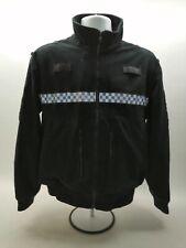 More details for ex police tornado fleece grade 1 black uniform patrol duty security safety work