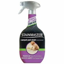 New listing Stainmaster pet stain remover 18 oz. Powered with Oxy Free Shipping!