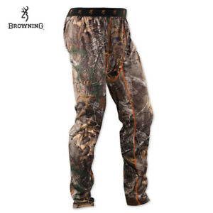 Browning Hell's Canyon Base Layer Pants (2X)- RTX