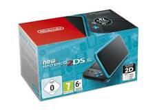 Nintendo 2DS New Nintendo 2DS XL Schwarz + Türkis