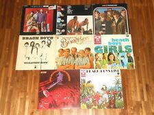 The Beach Boys – SAMMLUNG – 11 LPs – Girls – Live – Close-Up