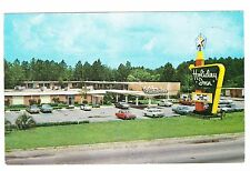 HOLIDAY INN---JESUP GEORGIA #2 POSTCARD