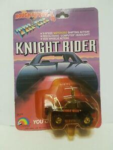 vintage knight rider Corvette rough riders carded rare 1983