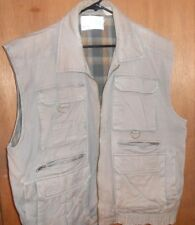 LINK OUTDOOR GEAR, FISHING, HUNTING,HIKING VEST SIZE *LARGE* VERY NICE