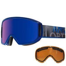 Équipements de neige vêtements, accessoires bleus taille unique pour les sports d'hiver