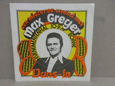 1x Sticker - decal Max Greger Borne 1976 with org.back 70's (02653)