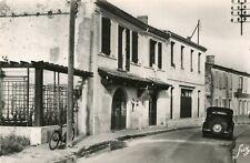 Carte Ile d'Oléron SAINT TROJAN LES BAINS Hôtel COOP