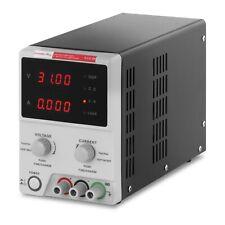Labornetzgerät Labornetzteil Netzgerät Trafo Regelbar 0-30V Dc 0-5A 10Mv/1Ma Usb
