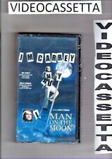 MAN ON THE MOON - VHS
