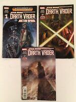 Star Wars Comic Lot