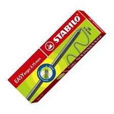 Stabilo Easy ERGO Pencil Leads 3.15mm Box 6 - For Left Handed or Right Handed