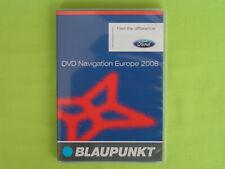 DVD NAVIGATION FORD EUROPA EU 2008 NX S-MAX C-MAX FOCUS GALAXY MONDEO KUGA