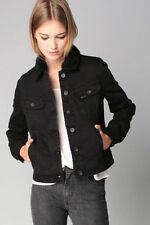 Abrigos y chaquetas de mujer vaqueros 100% algodón