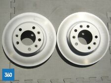 NEW GENUINE PEUGEOT 308 SW HATCH 266MM FRONT BRAKE DISCS PAIR 1610704680