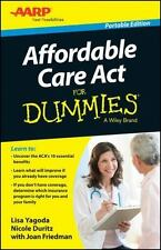 Affordable Care Act for Dummies (Paperback or Softback)