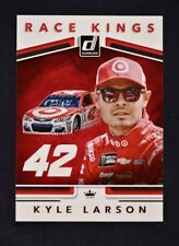 2018 Donruss NASCAR Racing Base Race Kings #20 Kyle Larson