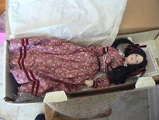 Franklin Heirloom doll-(Beth)
