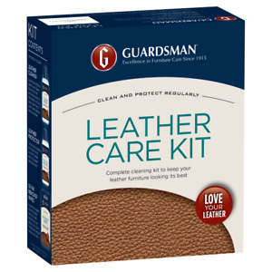 Guardsman Leather Care Kit leather cleaner leather cleaning kit guardsmen