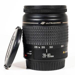 Canon EF 28-80mm f/3.5-5.6 EF IV Full Frame Lens for Canon SLR & DSLR camera
