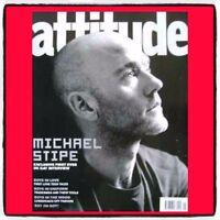 Attitude magazine - Michael Stipe cover (January 2004)Gay Interest