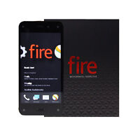 Certified Amazon Fire Phone - 32GB - 4G LTE (AT&T unlocked) Smartphone - FRB