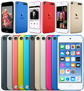 Apple iPod touch 5th,6th,7th 16gb、64gb、 32gb、 128gb、256gb - ( 所有颜色 )