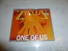 ZYCLUS - One of us - UK 3-track CD single