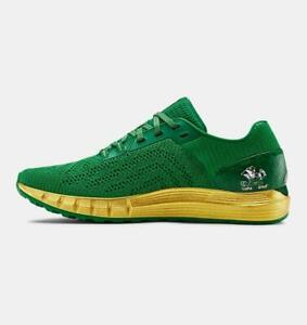 UNDER AMOUR NOTRE DAME FIGHTING IRISH HOVR SONIC 2 SHOES 3022644-300 MEN SIZE 12