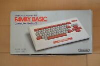 Complete Nintendo Famicom NES Keyboard HVC-007 Family Basic NTSC-J