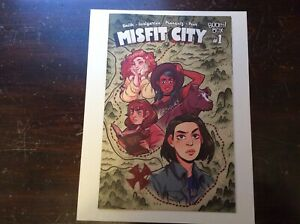 Misfit City #1 NM