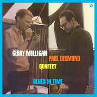 GERRY & DESMOND,PAUL MULLIGAN - BLUES IN TIME   VINYL LP NEW+