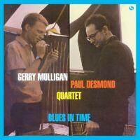 GERRY & DESMOND,PAUL MULLIGAN - BLUES IN TIME   VINYL LP NEU