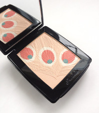 GUERLAIN parure de nuit pressed highlight finishing powder with blush 10g