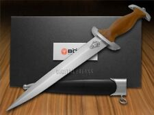BOKER TREE BRAND Handpicked Cherry Wood Swiss Dagger Knife 121550 Knives