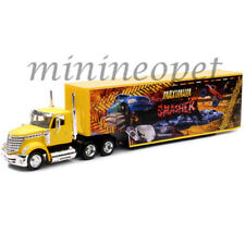 NEW RAY LONG HAUL TRUCKER INTERNATIONAL LONESTAR 1/43 MONSTER TRUCK CONTAINER