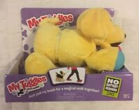 My Tuggles💗 YELLOW LABRADOR Magical Walking Puppy Dog No Batteries Needed New