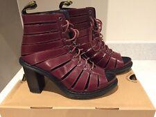 Women's Ladies Shiraz Emilyann 10-Eye Sandal Doc Dr Martens RRP £160 UK 5 Eur 38