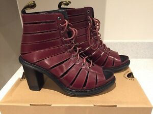 Women's Ladies Shiraz Emilyann 10-Eye Sandal Doc Dr Martens RRP £160 UK 5 Eur 38