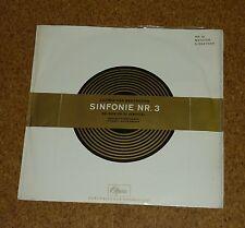 LP + Single Beethoven Sinfonie Nr. 3 Eroica Berlin Rother  Opera 1140